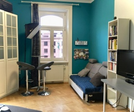 Leo's room on Mariahilfer Street