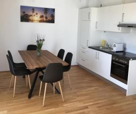 Appartement mit herrlichem Schlossbergblick